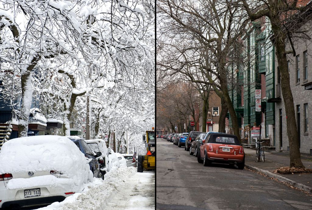 Montreal Will Officially Have No Snow For Christmas This Year