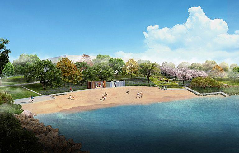 551146b2a9 Verdun's New Beach Should Finally Open This June | LiveMtl.ca