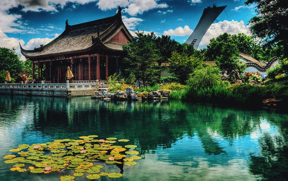 You Can Go To The Montreal Botanical Garden For FREE On This Day In